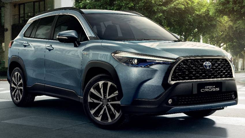 Toyota Corolla Cross Hybrid teased for Malaysia – CKD petrol-electric SUV finally launching October 14? Image #1351744