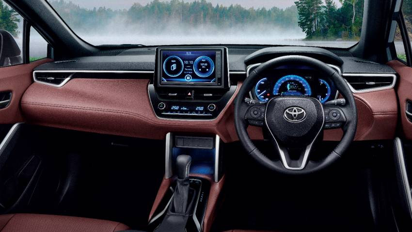 Toyota Corolla Cross Hybrid teased for Malaysia – CKD petrol-electric SUV finally launching October 14? Image #1351757