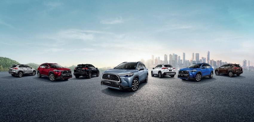 Toyota Corolla Cross Hybrid teased for Malaysia – CKD petrol-electric SUV finally launching October 14? Image #1351746