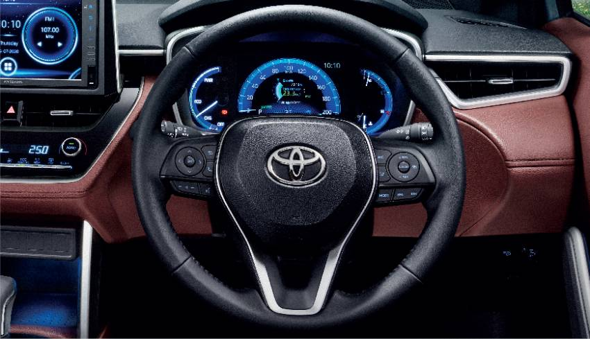 Toyota Corolla Cross Hybrid teased for Malaysia – CKD petrol-electric SUV finally launching October 14? Image #1351773