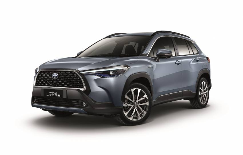 Toyota Corolla Cross Hybrid teased for Malaysia – CKD petrol-electric SUV finally launching October 14? Image #1351747