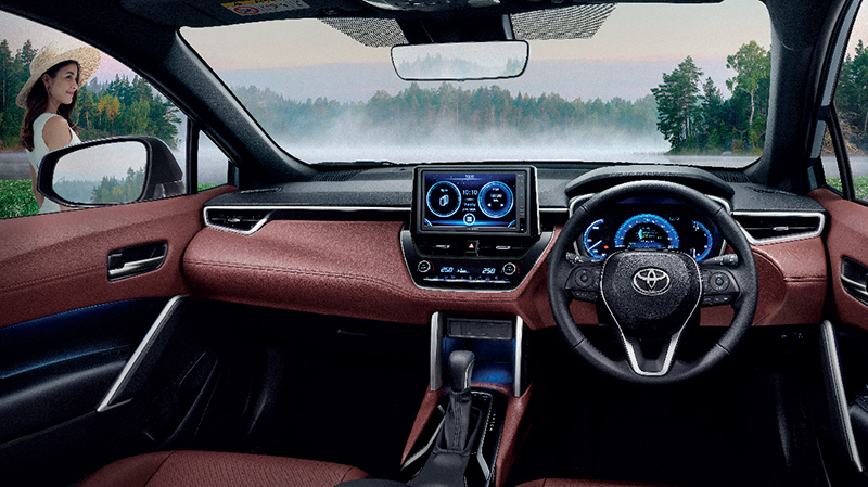 2021 Toyota Corolla Cross Modellista edition launched in Thailand – 250 units only, 1.8 Hybrid, from RM144k Image #1343581