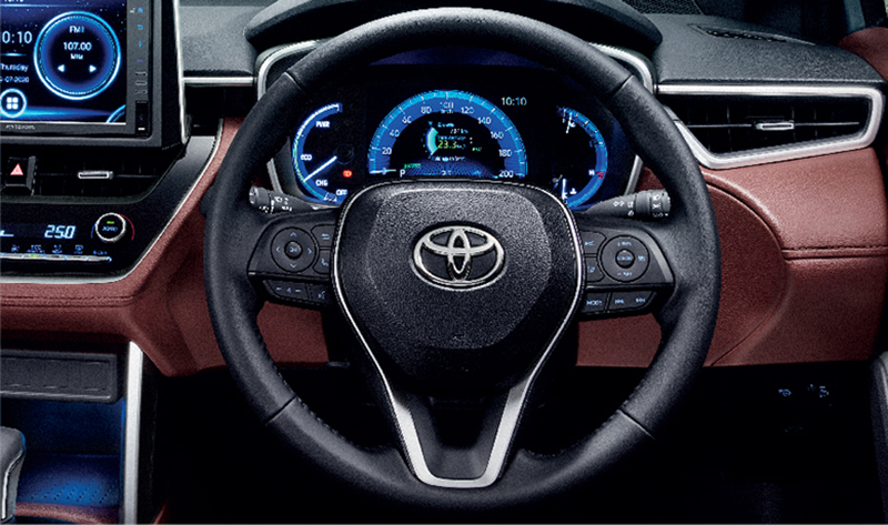 2021 Toyota Corolla Cross Modellista edition launched in Thailand – 250 units only, 1.8 Hybrid, from RM144k Image #1343584