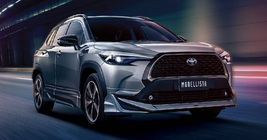 2021 Toyota Corolla Cross Modellista edition launched in Thailand – 250 units only, 1.8 Hybrid, from RM144k Image #1343568