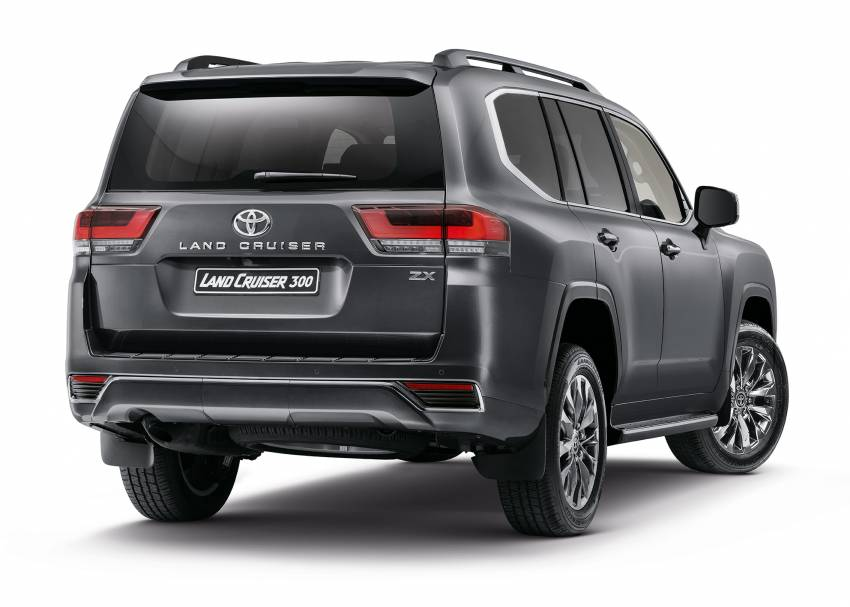 Toyota Land Cruiser 300 – wait list up to FOUR years! Image #1344689