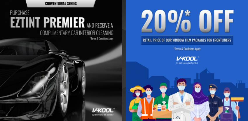 AD: Celebrate Malaysia Day with up to 35% off V-Kool! Image #1342095