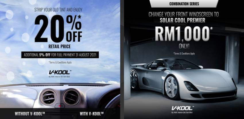 AD: Celebrate Malaysia Day with up to 35% off V-Kool! Image #1342094