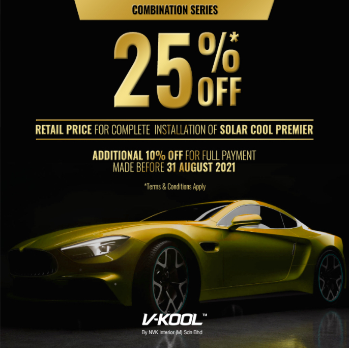 AD: Celebrate Malaysia Day with up to 35% off V-Kool! Image #1342820