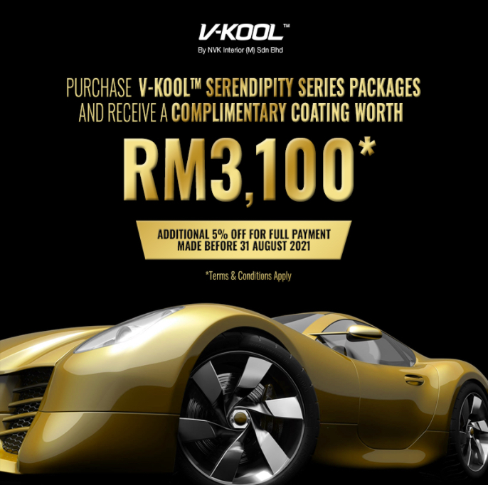 AD: Celebrate Malaysia Day with up to 35% off V-Kool! Image #1342819