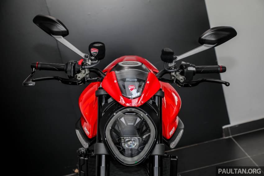 Can canh Ducati Monster 2022 vua ra mat tai Dong Nam A - 4