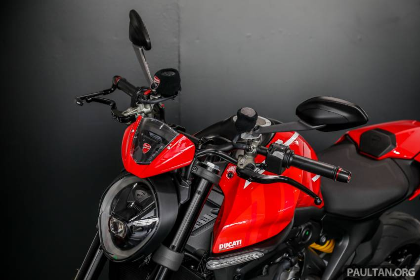 Can canh Ducati Monster 2022 vua ra mat tai Dong Nam A - 6