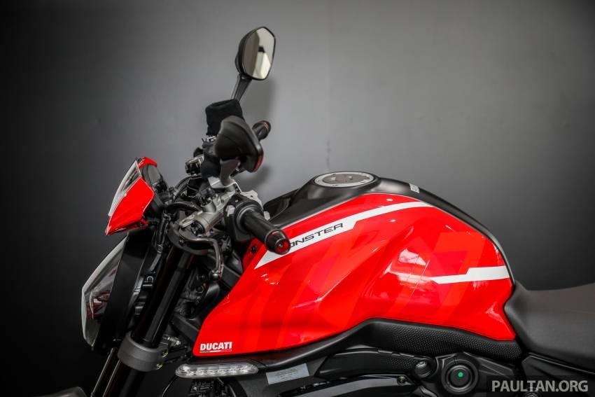 Can canh Ducati Monster 2022 vua ra mat tai Dong Nam A - 7