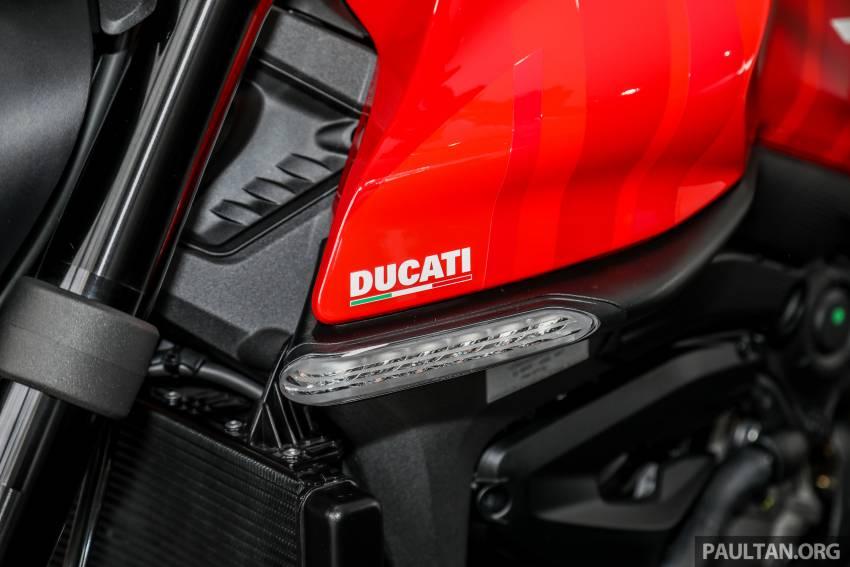 Can canh Ducati Monster 2022 vua ra mat tai Dong Nam A - 8