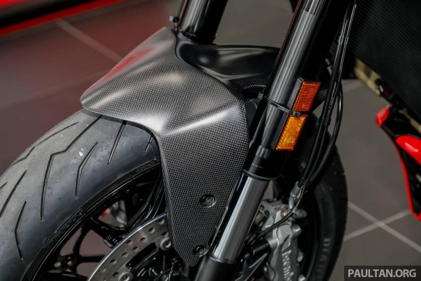 Can canh Ducati Monster 2022 vua ra mat tai Dong Nam A - 10