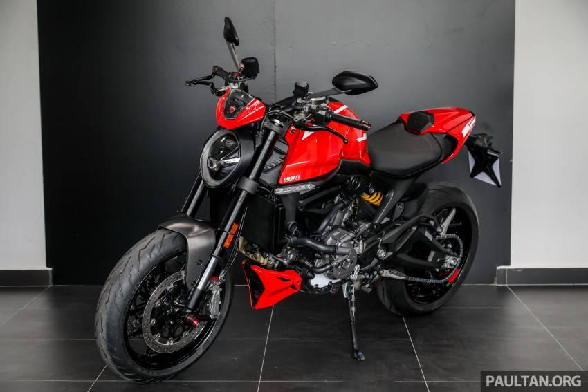 Can canh Ducati Monster 2022 vua ra mat tai Dong Nam A - 35