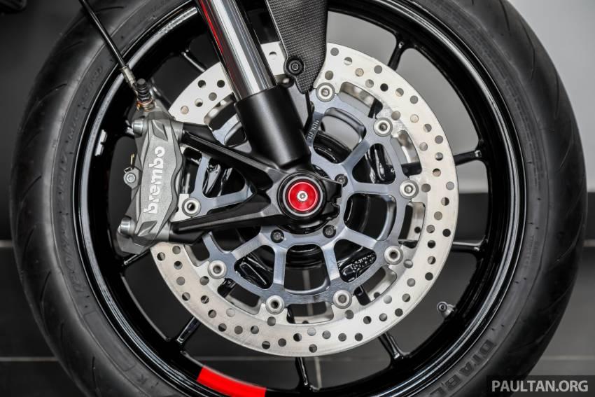 Can canh Ducati Monster 2022 vua ra mat tai Dong Nam A - 11