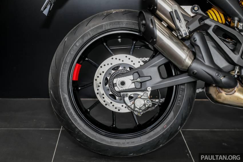 Can canh Ducati Monster 2022 vua ra mat tai Dong Nam A - 16