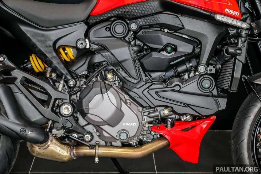 Can canh Ducati Monster 2022 vua ra mat tai Dong Nam A - 12