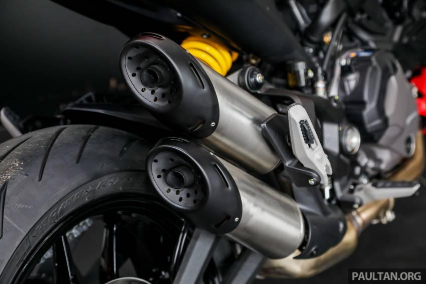 Can canh Ducati Monster 2022 vua ra mat tai Dong Nam A - 18