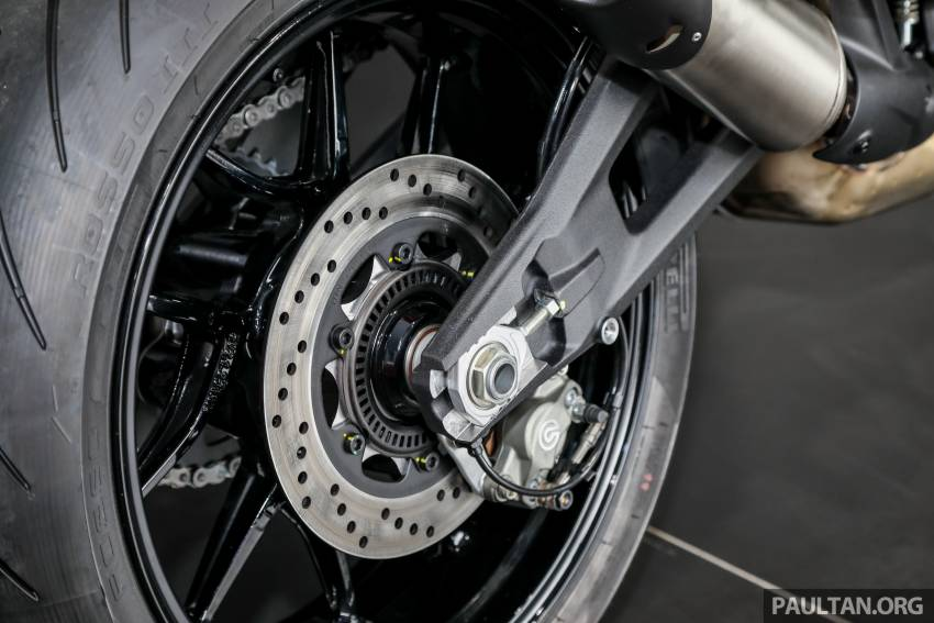 Can canh Ducati Monster 2022 vua ra mat tai Dong Nam A - 17