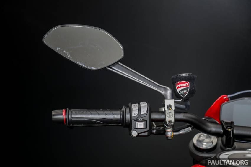 Can canh Ducati Monster 2022 vua ra mat tai Dong Nam A - 24