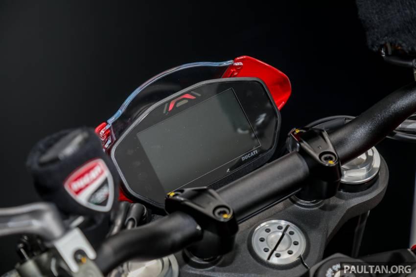 Can canh Ducati Monster 2022 vua ra mat tai Dong Nam A - 25