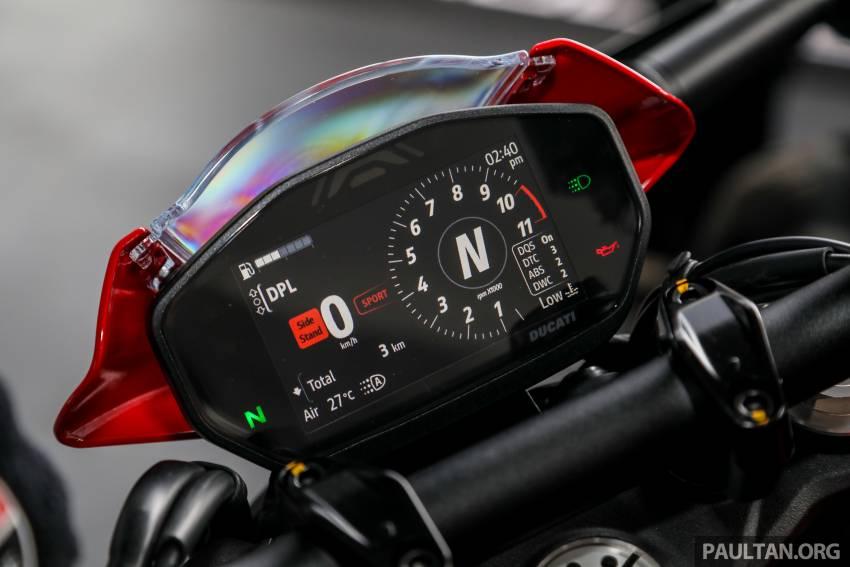 Can canh Ducati Monster 2022 vua ra mat tai Dong Nam A - 27