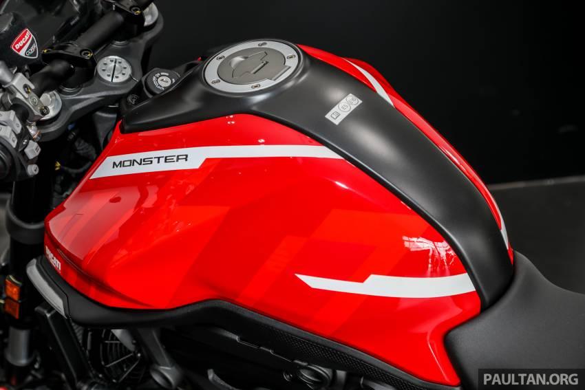 Can canh Ducati Monster 2022 vua ra mat tai Dong Nam A - 29