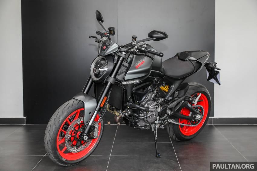 Can canh Ducati Monster 2022 vua ra mat tai Dong Nam A - 33