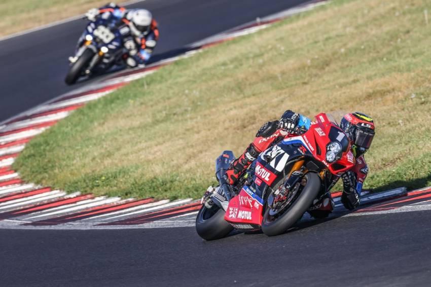 2021 FIM EWC: Suzuki grabs endurance racing crown Image #1358944
