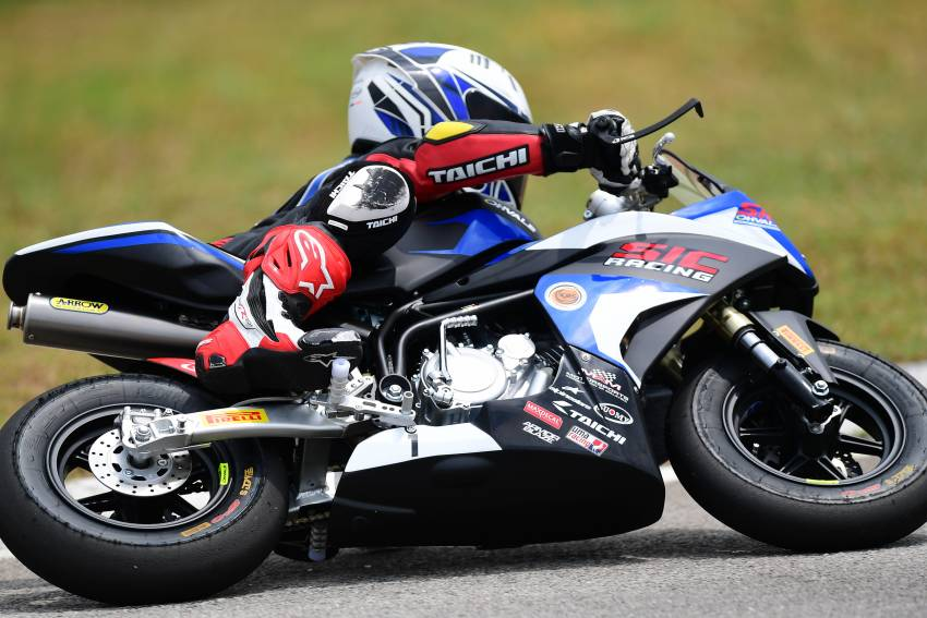 2021 FIM MiniGP Malaysia Rounds 1 and 2 conclude Image #1358845