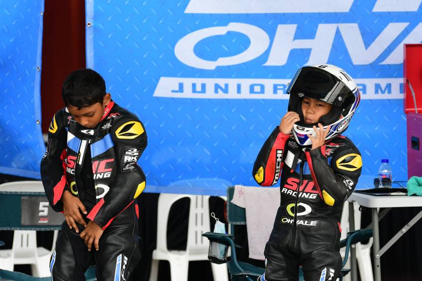 2021 FIM MiniGP Malaysia Rounds 1 and 2 conclude Image #1358856