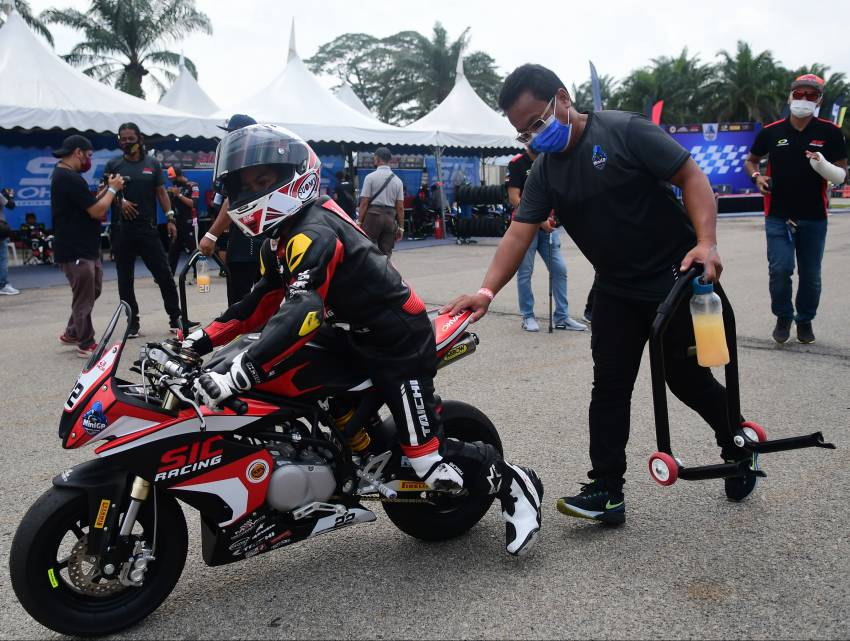 2021 FIM MiniGP Malaysia Rounds 1 and 2 conclude Image #1358857