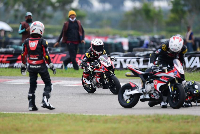 2021 FIM MiniGP Malaysia Rounds 1 and 2 conclude Image #1358844