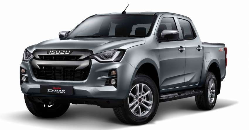 2021 Isuzu D-Max gets new 1.9L 4×2 AT Plus variant in Malaysia – from RM100,999; rear-wheel drive only Image #1359900