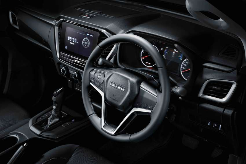 2021 Isuzu D-Max gets new 1.9L 4×2 AT Plus variant in Malaysia – from RM100,999; rear-wheel drive only Image #1359902