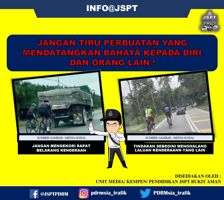2021 JSPT Traffic Police Malaysia Cycling - 1
