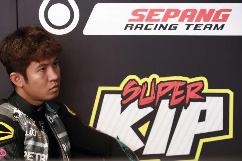 Super KIP joins Malaysian team TKKR Racing in MSBK Image #1359271
