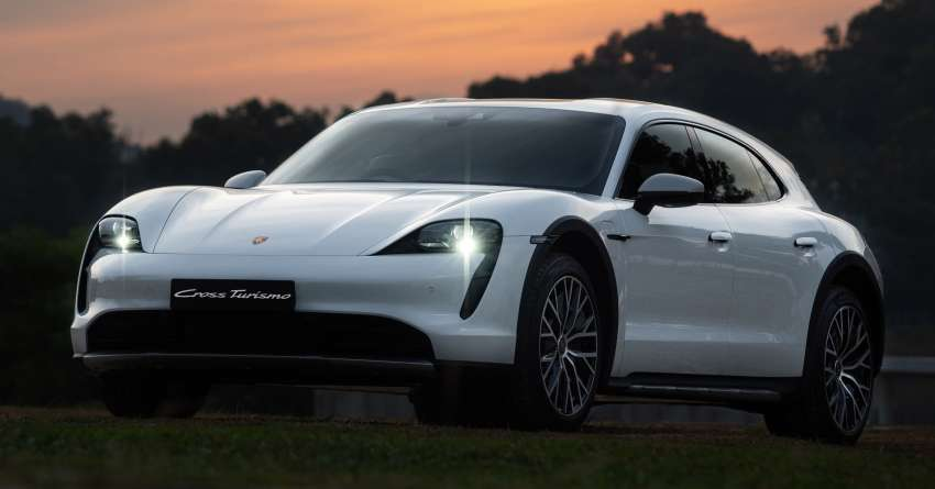 2021 Porsche Taycan Cross Turismo EV launched in Malaysia – three variants; priced from RM645k Image #1360490