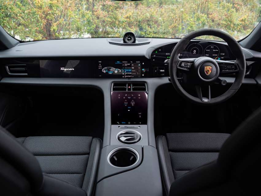2021 Porsche Taycan Cross Turismo EV launched in Malaysia – three variants; priced from RM645k Image #1360502