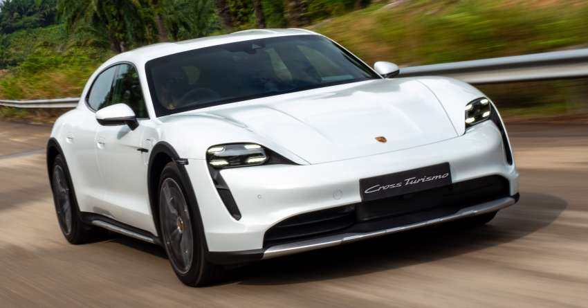 2021 Porsche Taycan Cross Turismo EV launched in Malaysia – three variants; priced from RM645k Image #1360492