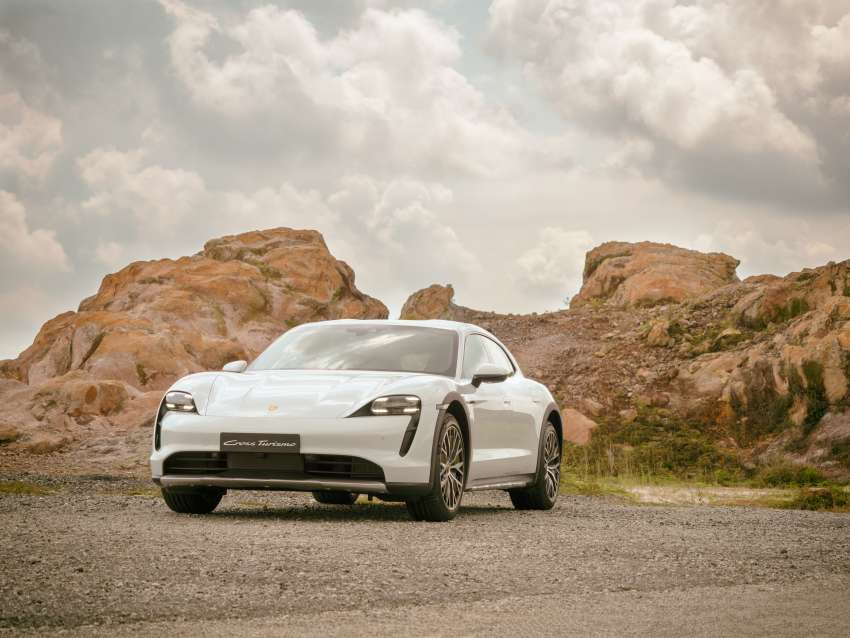 2021 Porsche Taycan Cross Turismo EV launched in Malaysia – three variants; priced from RM645k Image #1360496