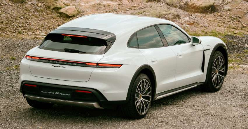2021 Porsche Taycan Cross Turismo EV launched in Malaysia – three variants; priced from RM645k Image #1360498