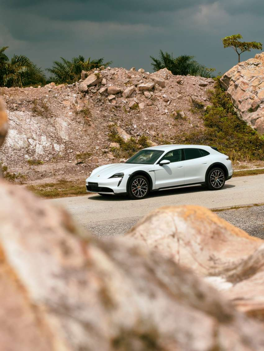 2021 Porsche Taycan Cross Turismo EV launched in Malaysia – three variants; priced from RM645k Image #1360499