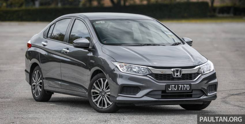Honda City 2021 vs 2020 – new GN compared to old GM generation in Malaysia, a side-by-side gallery Image #1355548