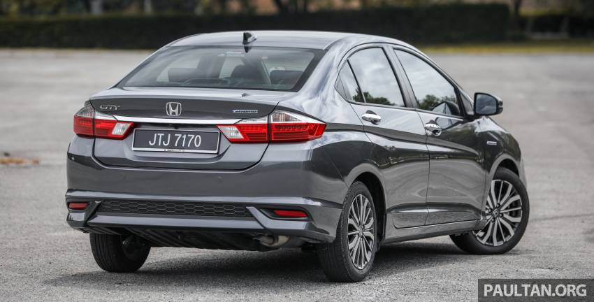Honda City 2021 vs 2020 – new GN compared to old GM generation in Malaysia, a side-by-side gallery Image #1355549