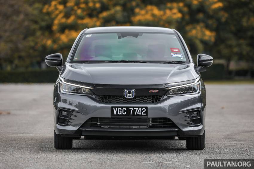 REVIEW: Honda City RS e:HEV in Malaysia – RM106k Image #1355800