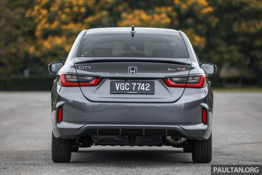 REVIEW: Honda City RS e:HEV in Malaysia – RM106k Image #1355802