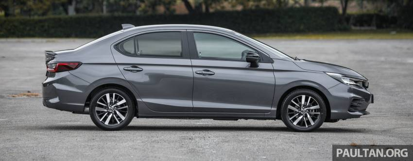 REVIEW: Honda City RS e:HEV in Malaysia – RM106k Image #1355803