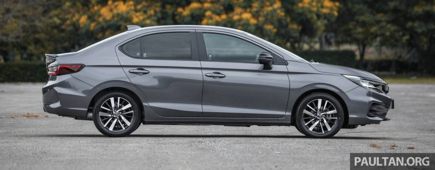 REVIEW: Honda City RS e:HEV in Malaysia – RM106k Image #1355804